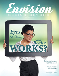 Envision: seeing beyond magazine